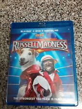 Russell Madness (Blu-ray Disc, 2015, 2-Disc Set)