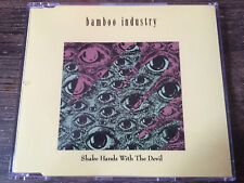 BAMBOO INDUSTRY - Shake Hands With The Devil CD Single / Synth Pop / Camouflage