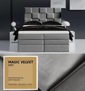 MAGNUS 16B Boxspringbett mit Bettkasten Ehebett Qualität