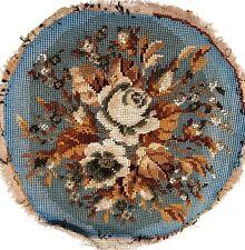 GüNstiger Verkauf Antikes Bückeburger Trachtentuch Tracht Handbestickt Perlenstickerei Seide Silk Volkskunst