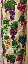 Grape Bunches Plastic Grocery Bag Holder 20""