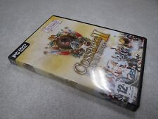 JEU DVD-ROM COSSACKS II BATTLE FOR EUROPE VF COMME NEUF + NOTICE