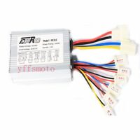 48V 1000W Electric Brush Motor Speed Motor Controller E-bike Scooter Go-Kart US
