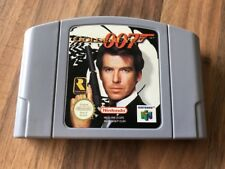 N64 :          GOLDEN EYE 007          Nintendo 64           PAL EUR