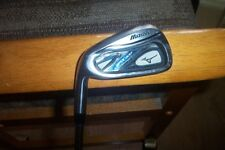 SLIGHTLY USED Mizuno JPX 800 dynalite gold xp steel stiff 6 iron  LH