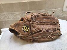 "Wilson USA  A2000 XL 12.25"" Baseball Softball Glove Right Handed Thrower"