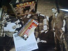 Social Distortion / hard times.. / JAPAN LTD CD OBI  poster