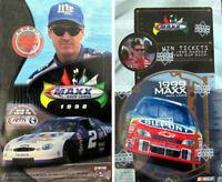 1998 & 1999 MAXX NASCAR Racing Cards, Fill Your Set! Pick 20