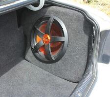 EMPTY! Holden VT VX Sedan Drivers 12inch sub fibreglass subwoofer box for HSV