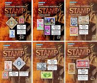 6 Wereld Postzegel Catalogus PostzegelCatalogus (Nederlands, Engels, US) op DVD