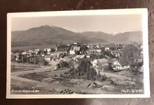 Old Postcard RPPC Prince Rupert, B.C. Canada Photo By J.W. Postmarked 1968
