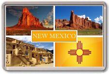 FRIDGE MAGNET - NEW MEXICO - Large - USA America TOURIST