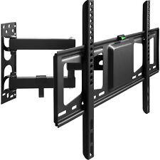 "PLASMA LCD LED 3D TV TFT WALL BRACKET MOUNT TILT SWIVEL VESA 600x400 32""-60"" new"