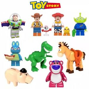 USA SELLER Toy Story 13 Minifigures Set Custom Lot