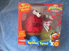 SPIDERMAN MR POTATO HEAD NEW IN PACKET BOX Toy Story FIGURE OUTFIT GIFT