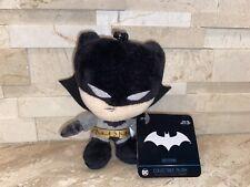 DC Comics Heroez Clipz 4 Inch Collectible Mini Plush - Batman