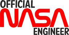 Beta or Snap On Tool Box Garage Sticker Workshop Mechanic Official NASA Engineer
