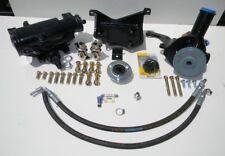 Dodge M37 W37 W43 Power Wagon Truck Power Steering Conversion