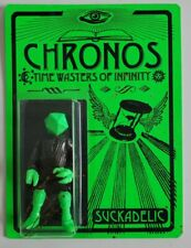 Suckadelic Chronos Time Wasters figure 2009 Super rare NEW Limited to 40 pieces