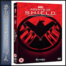 AGENTS OF SHIELD - COMPLETE SEASON 2- MARVEL  **BRAND NEW DVD*