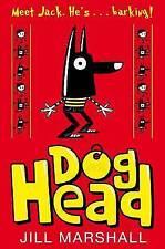 Doghead, Jill Marshall, New Book