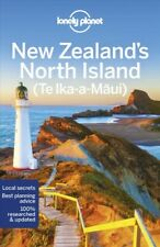 Lonely Planet New Zealand's North Island, Paperback by Dragicevich, Peter; At...