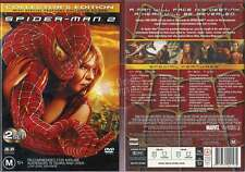 Spiderman 2 * NEW DVD * Tobey Maguire Kirsten Dunst James Franco spider-man