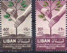 LEBANON - LIBAN MH SC# C272-C273