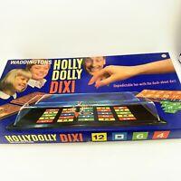 Vintage Retro WADDINGTONS Holly Dolly Dixi Family BOARD GAME Boxed  1960's