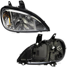 Heavy Duty Right Headlight Assembly 888-5201 for 05-14 Freightliner Columbia