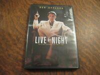 dvd live by night avec BEN AFFLECK