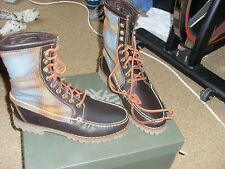 Mens Timberland Pendleton Handsewn A138F  Boots, Size UK 9.5 EUR 44 New