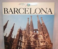 Laserdisc {H} * Artful Journeys * Barcelona ~ 678 Still Pictures