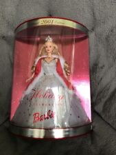 """Holiday Celebration Barbie.""- ""2001"""