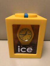 ICE Watch ICE.YW.U.S.12 Yellow Blue Silicone Unisex Original
