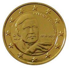 2 Euro Helmut Schmidt Günstig Kaufen Ebay