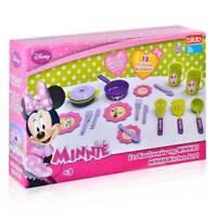 Disney Junior Minnie Kitchen Set, Multi Colour - New Boxed