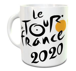 Tour de France 2020 route map  Ceramic Mug 11oz Mug