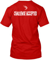 Challenge Accepted - Young Marines Premium Tee T-Shirt
