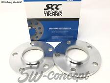 10mm Adapterscheiben SCC für BMW X5 X6 LK 5/120 74,1 auf 72,6 E70 E71 F15 F16
