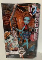 Monster High Doll, Lorna McNessie, Monster Exchange, 2014, New in Box
