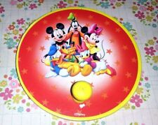 Disney Coat Hook Mickey Mouse Fab Five Minnie Donald Duck Goofy Pluto FUN