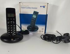BT Graphite 1100 Digital Cordless Phone With Wire And Base!