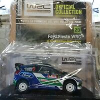 1:24 FORD FIESTA RS WRC LATVALA-ANTTILA  WALES RALLY GB 2012 FIA WORLD RALLY