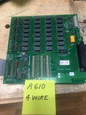 Dukane A610 4 Wire Card
