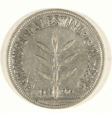Palestine 100 Mils, 1935