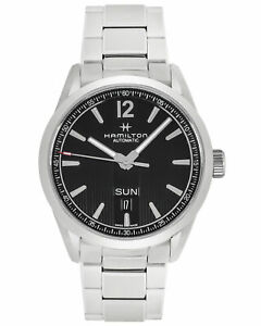 HAMILTON BROADWAY DAY DATE AUTOMATIC MEN'S WATCH H43515135, MSRP: $1,045