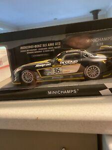 2013 Bathurst 12 Hour Winner Erebus Mercedes Minichamps 1:18