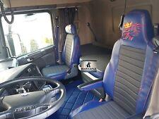 Sitzbezüge Scania R Stoff und Kunstleder, Farbe wählbar