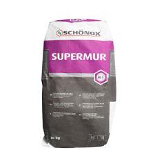 (1,60€/ Kg)Schönox Supermur 20kg, Wandfüller und Glätter
